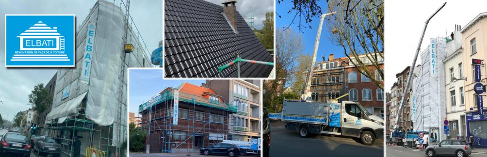 ELBATI SPRL – façades et toitures